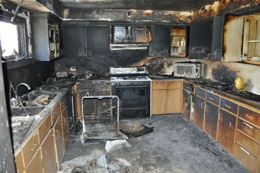 Fire Damage Restoration in Pinehurst TX
