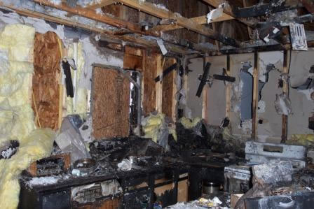 Fire Damage Restoration in La Porte TX