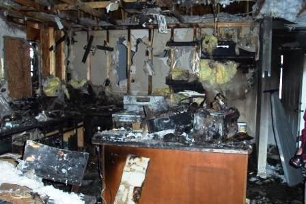 Fire Damage Restoration in North Houston TX