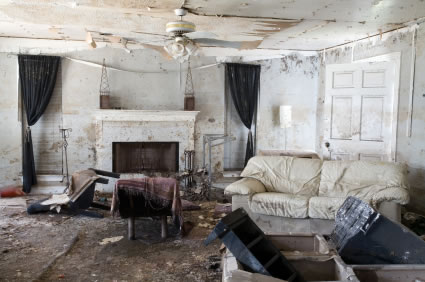 Fire Damage Restoration in Pearland TX