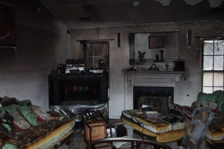 Fire Damage Restoration in Humble TX