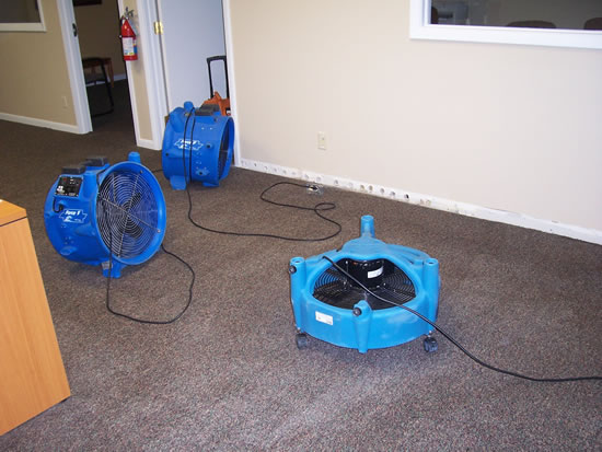Water Damage Restoration in Missouri City TX