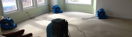 Water Damage Restoration in Millican TX