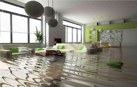 Water damage restoration in East Bernard TX