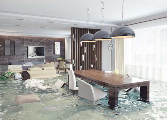 Water Damage Restoration in Huffman TX